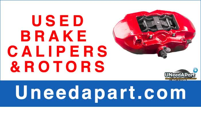 used brake Calipers