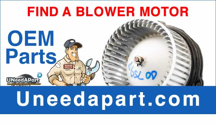 GET A USED Blower Motor From Uneedapart Blower Motor
