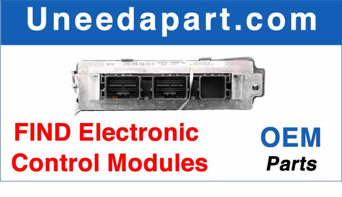 Auto Repair Shop Near Me >> GET A Used Electronic Control Module Replacement from ...