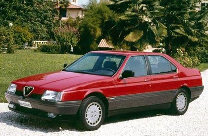 Alfa Romeo 164 Parts