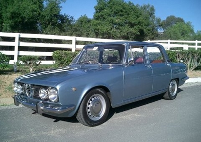 Alfa Romeo 1750 Parts