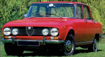Alfa Romeo Berlina Parts