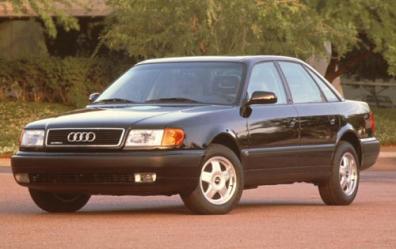 Audi 100 Parts