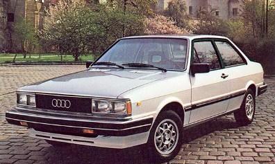 Audi 4000 Parts