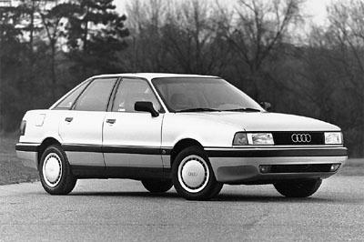 Audi 80 Parts