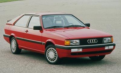 Audi Coupe Parts