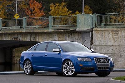 Audi S6 Parts