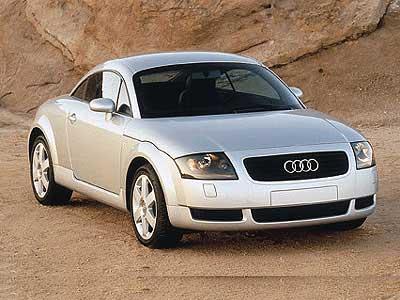 Audi TT Parts