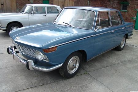 BMW 1800 Parts