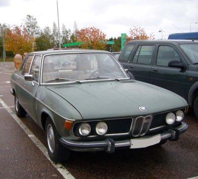 BMW 2500 Parts