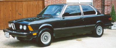 BMW 320i Parts