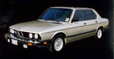 BMW 528e Parts