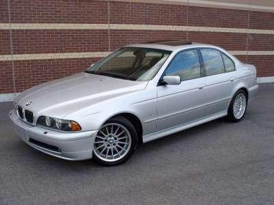 BMW 540i Parts