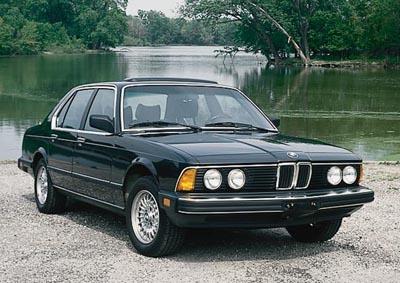BMW 733i Parts