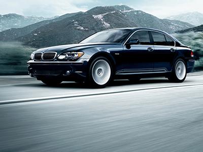 BMW 750i Parts