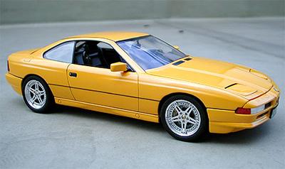BMW 850i Parts
