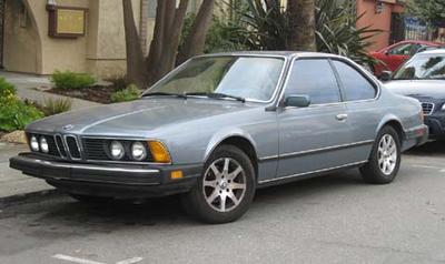 BMW L6 Parts