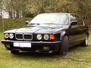 BMW L7 Parts
