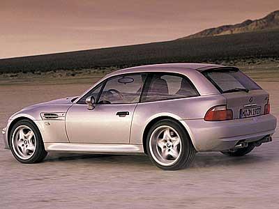 BMW M Coupe Parts