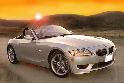 BMW M Roadster Parts