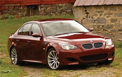 BMW M5 Parts