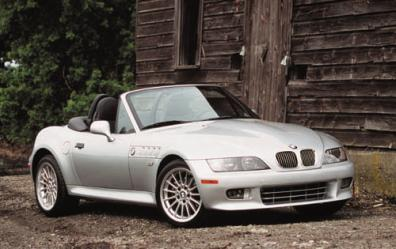 BMW Z3 Parts