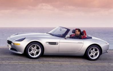 BMW Z8 Parts