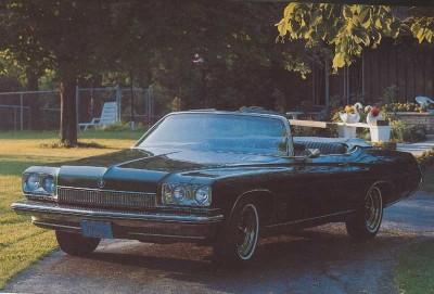 Buick Centurion Parts