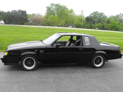 Buick Grand National Parts