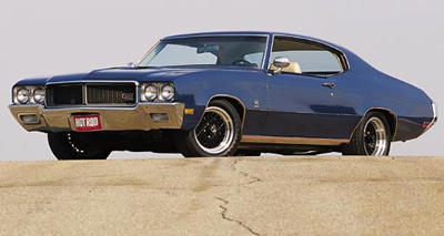 Buick GS Parts