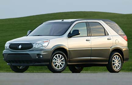Buick Rendezvous Parts
