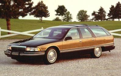 Buick Roadmaster Parts