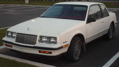 Buick Somerset Parts