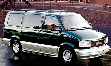 GMC Safari Van Parts