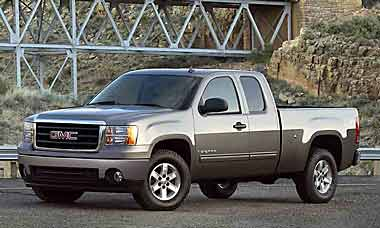 Gmc Sierra Pickup Parts