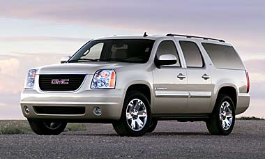GMC Yukon XL Parts