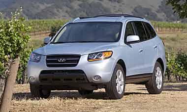 High Quality Hyundai Santa Fe Parts