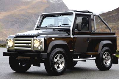Land Rover Defender 90 Parts