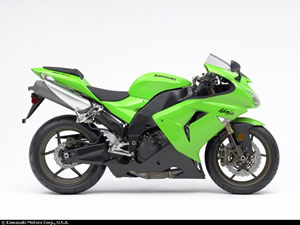Kawasaki Ninja R Body Parts