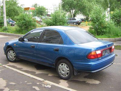 Mazda 323 Parts