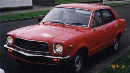 Mazda 808 Parts