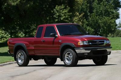 Mazda B4000 Parts