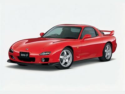 Mazda RX-7 Parts