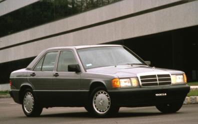 Mercedes-Benz 190e Parts