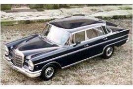Mercedes-Benz 220 Parts