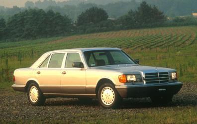 Mercedes-Benz 560 Parts
