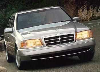 Mercedes Benz C220 Parts