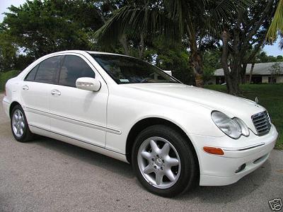 Mercedes-Benz C240 Parts
