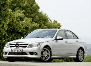 Mercedes-Benz C250 Parts