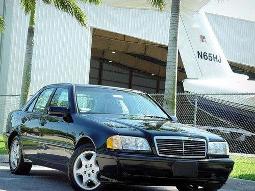 Mercedes-Benz C280 Parts